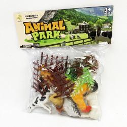 Набор фигурок Домашние животные в упаковке 816
