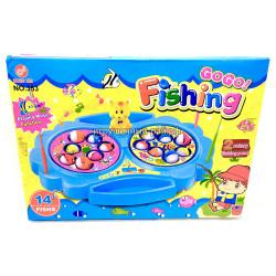 Рыбалка с музыкой и 14 рыбками 353